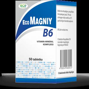 Eco Magniy B6